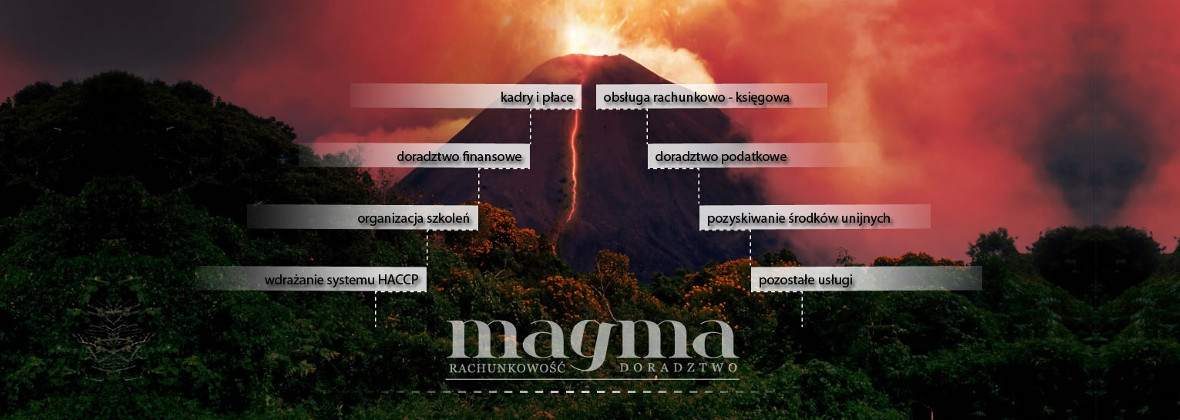 "Biuro Rachunkowo-Doradcze ""Magma"" Magdalena Kownacka-Gul"