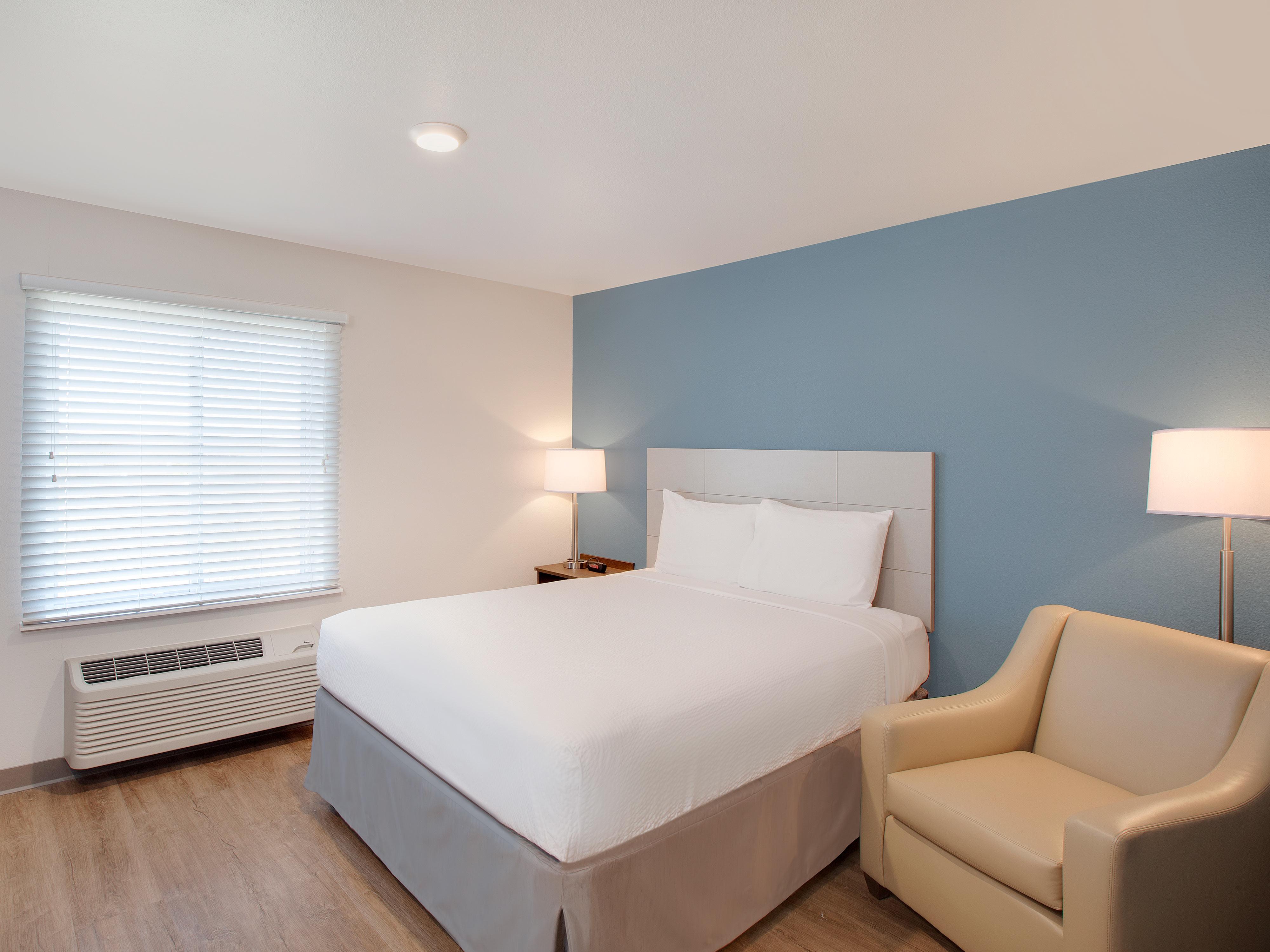 WoodSpring Suites Nashville Rivergate