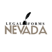 Legal Forms Nevada