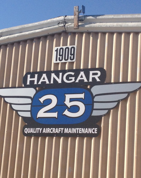 Hangar 25 Quality Aircraft Maintenance