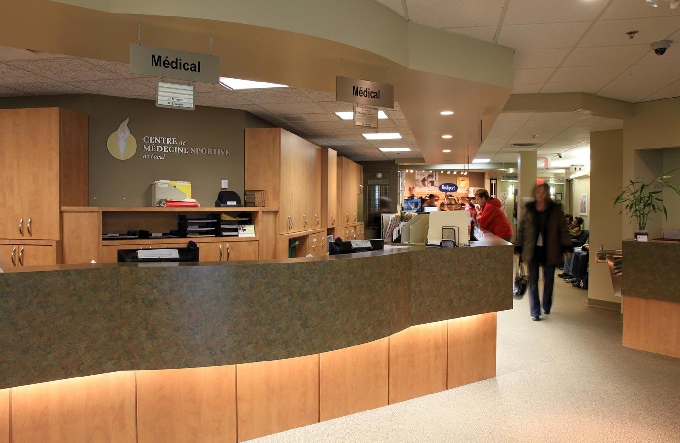 Centre de Médecine Sportive de Laval