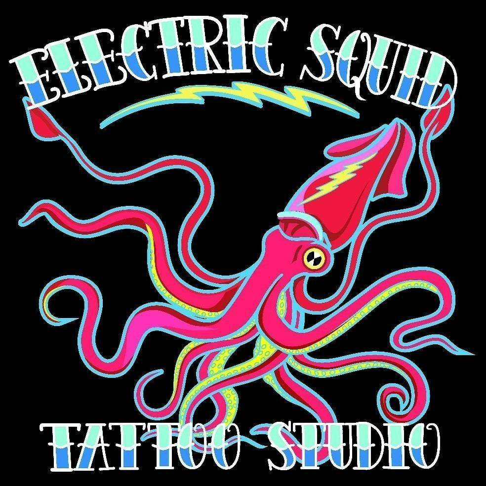 Electric Squid Tattoo Studio in couture salon suites - Murrieta, CA - Tattoos & Piercings