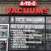 A To Z Vacuums For Less