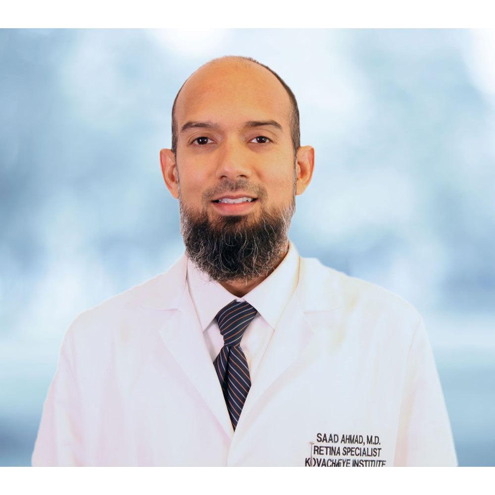 Saad Ahmad, M.d. MD