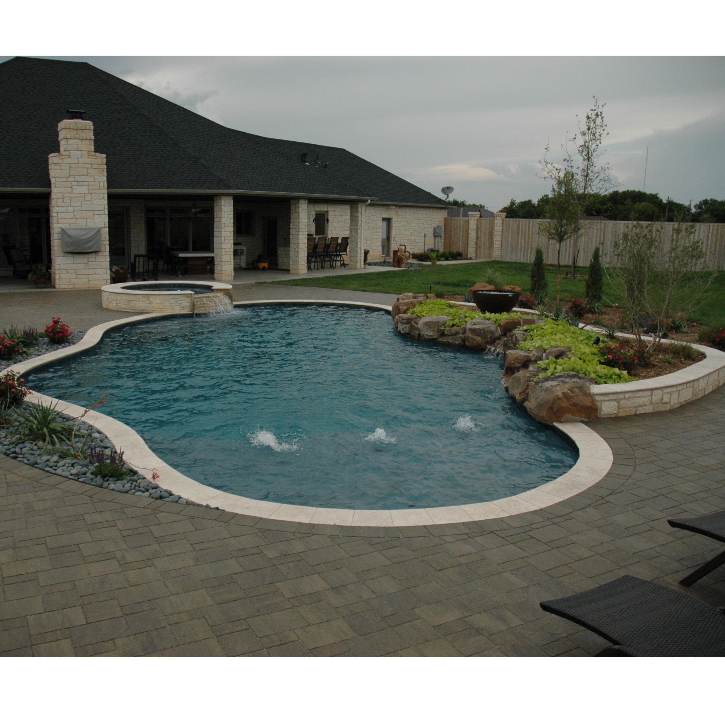 Pools Out Back