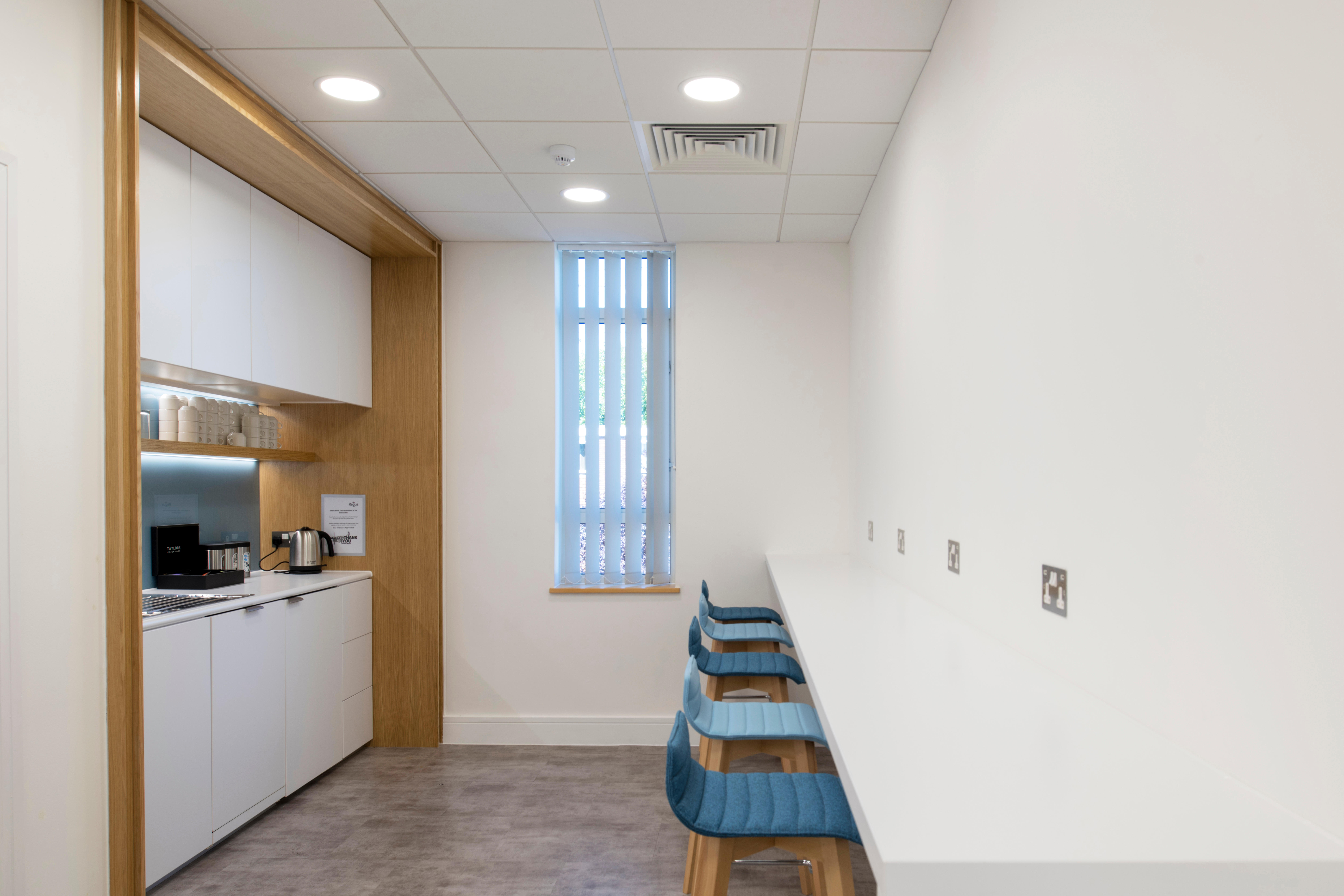 Regus - Staines, London Road Staines-upon-Thames 08000 608702
