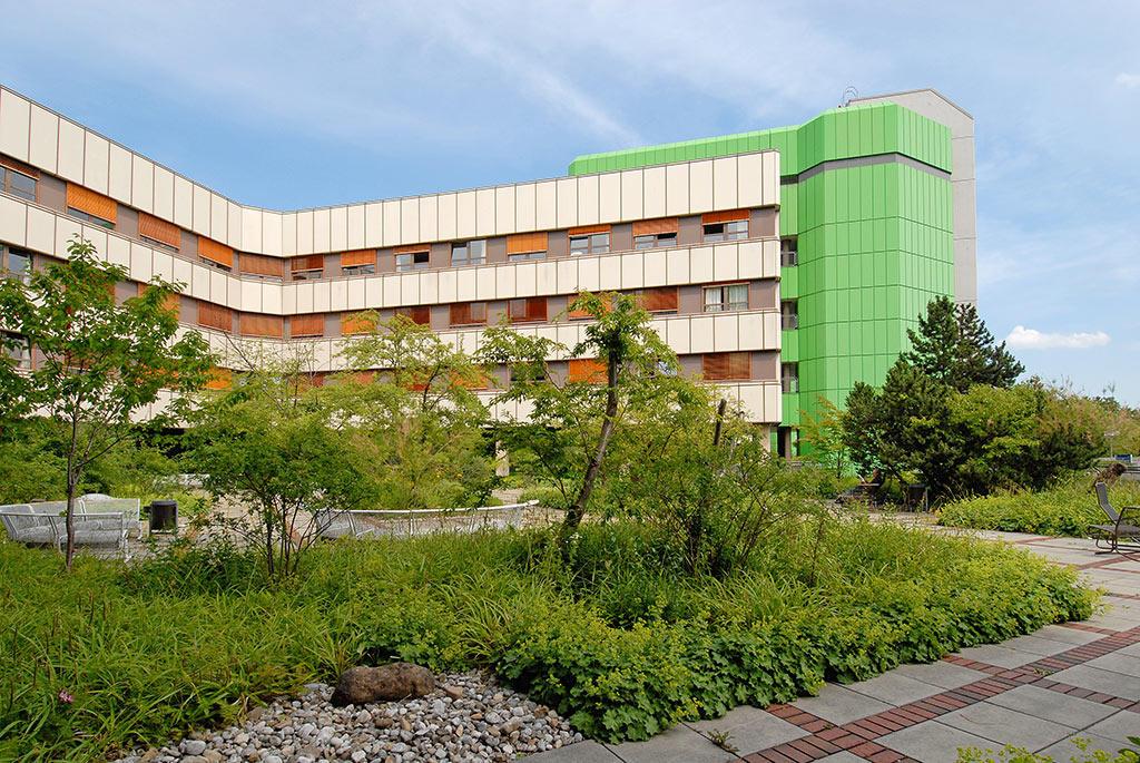 Foto de Pneumologie, Pneumologische Onkologie - Bogenhausen | München Klinik München