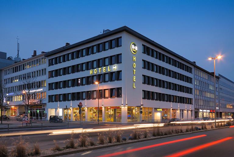 B&B Hotel Nürnberg-Hbf