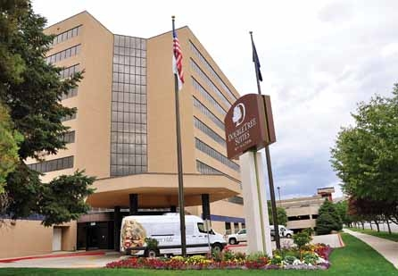 DoubleTree Suites by Hilton Hotel Salt Lake City - ad image