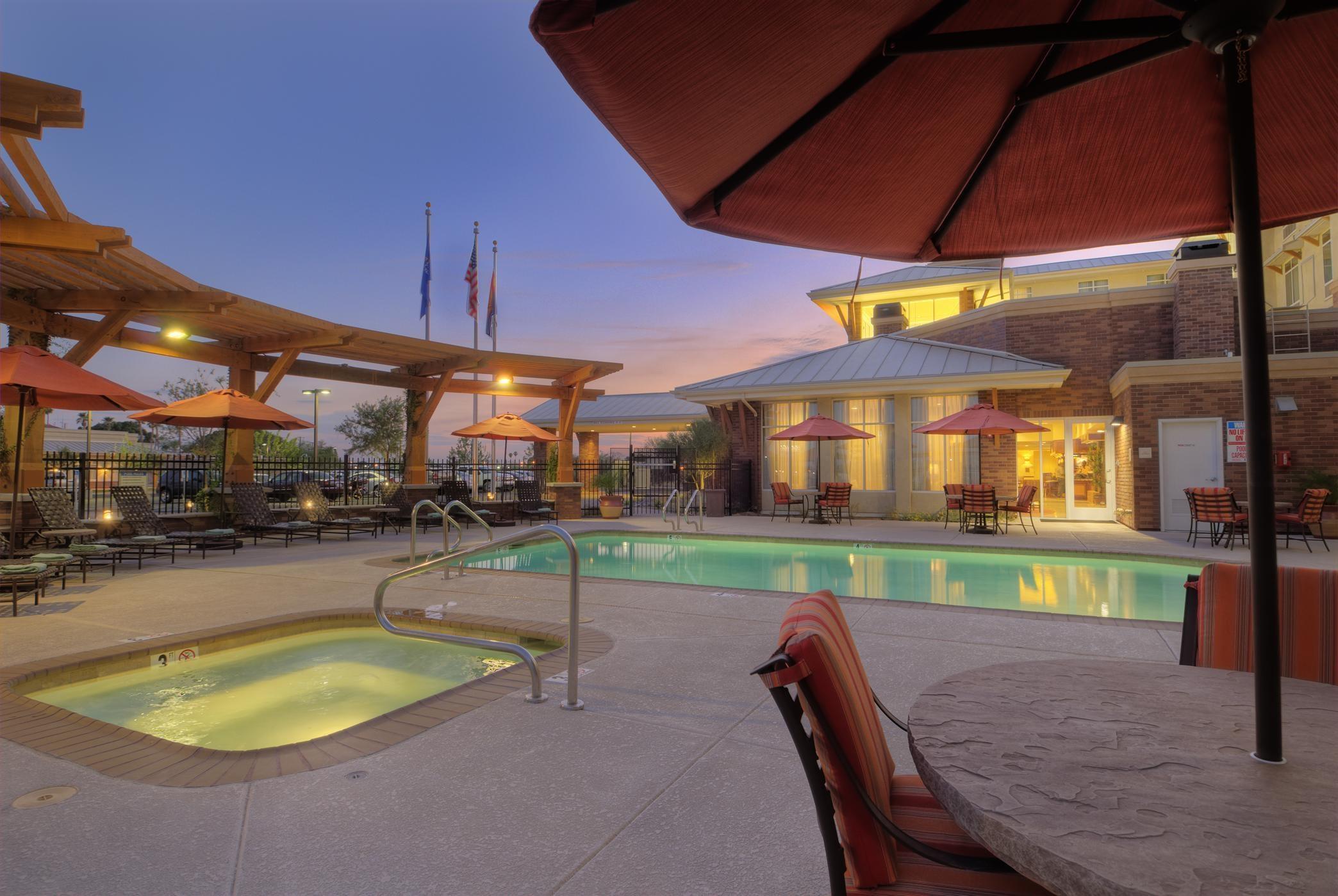 Hilton garden inn yuma pivot point yuma arizona az for Best western coronado motor hotel yuma az