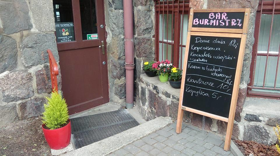 Bar Burmistrz Usługi Gastronomiczne