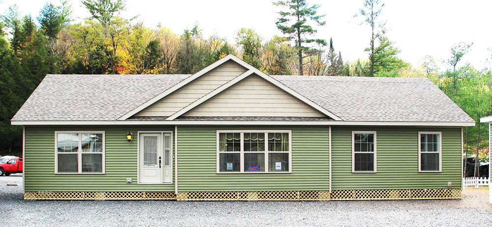 Village homes berlin vt home review for Home builders in vermont