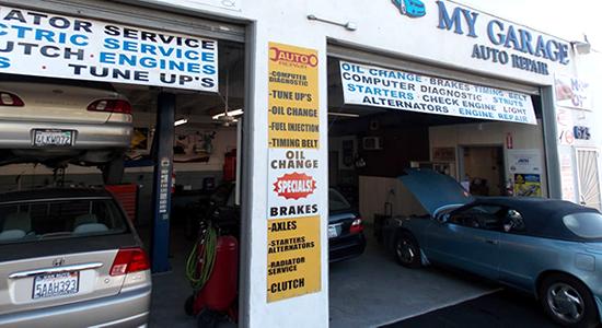 My Garage Auto Repair