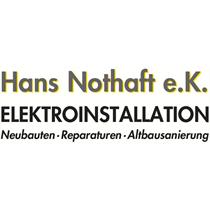 Hans Nothaft e. K. - Elektroinstallation