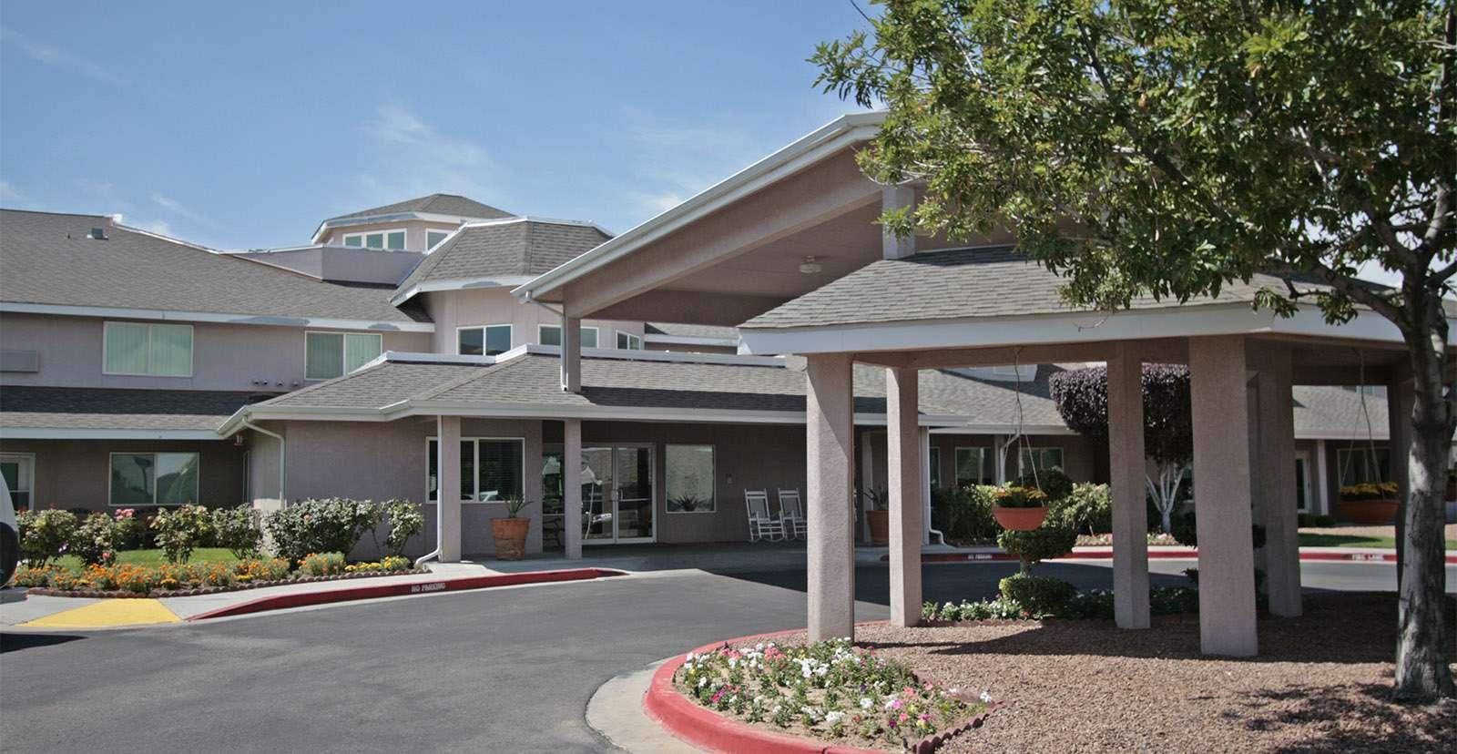 Nursing Home Facilities El Paso Tx