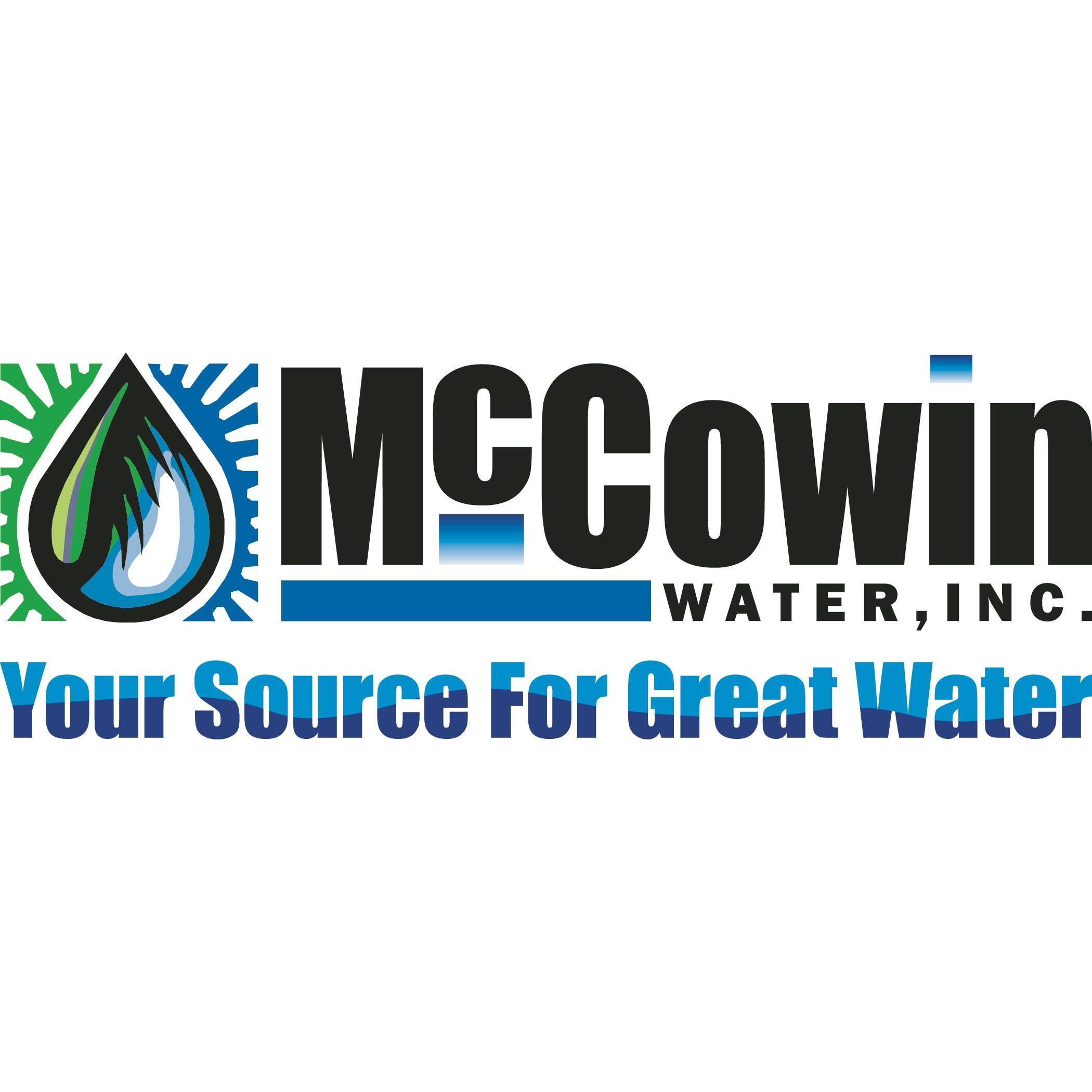 McCowin Water, Inc