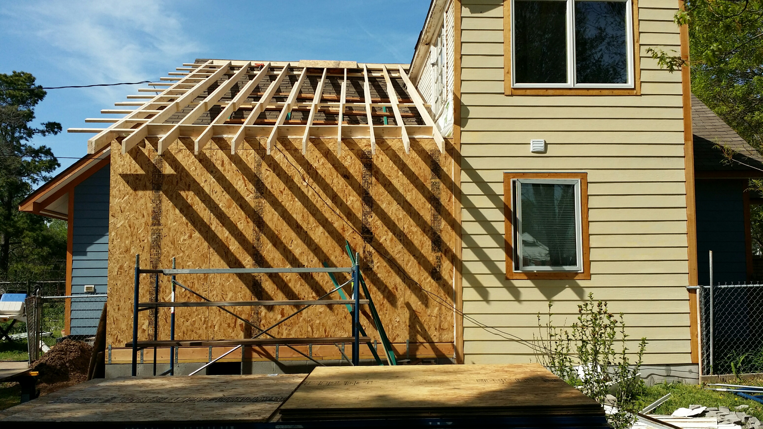 Fredgren quality works norman oklahoma ok for Norman ok home builders
