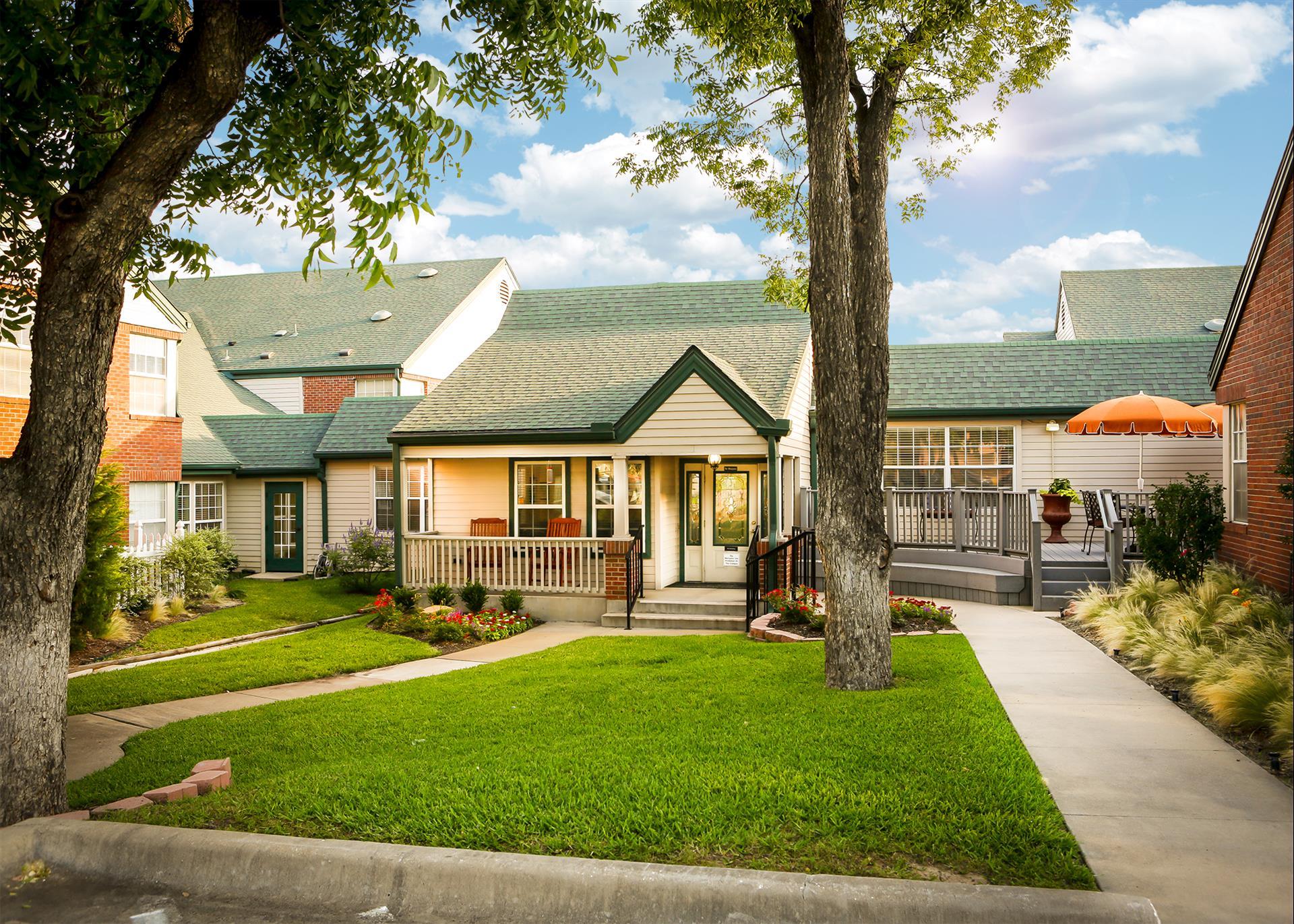 Bethesda Gardens Assisted Living Arlington Arlington Texas Tx