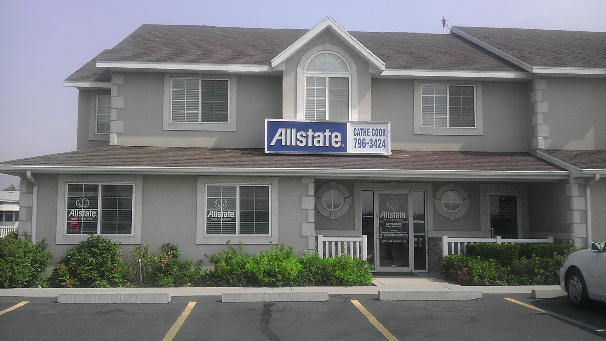 Allstate insurance agent cathe cook in pleasant grove ut for Grove motors in pleasant grove