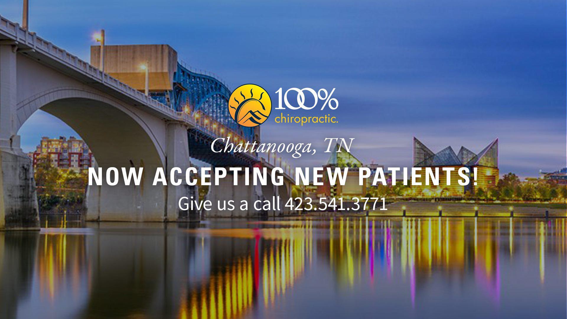 100% Chiropractic - Chattanooga