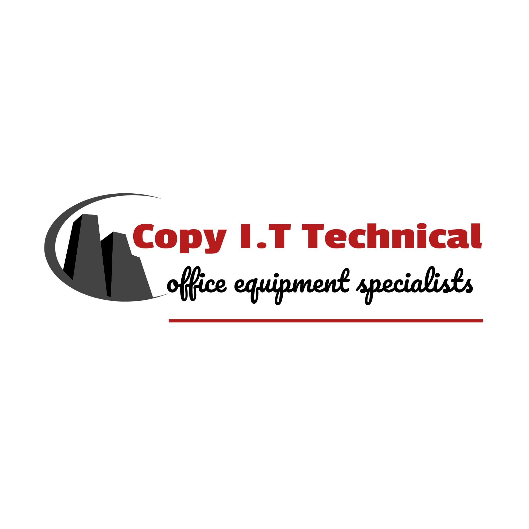 Copy IT Technical Ltd - Wolverhampton, Staffordshire WV10 7DB - 01902 823947   ShowMeLocal.com