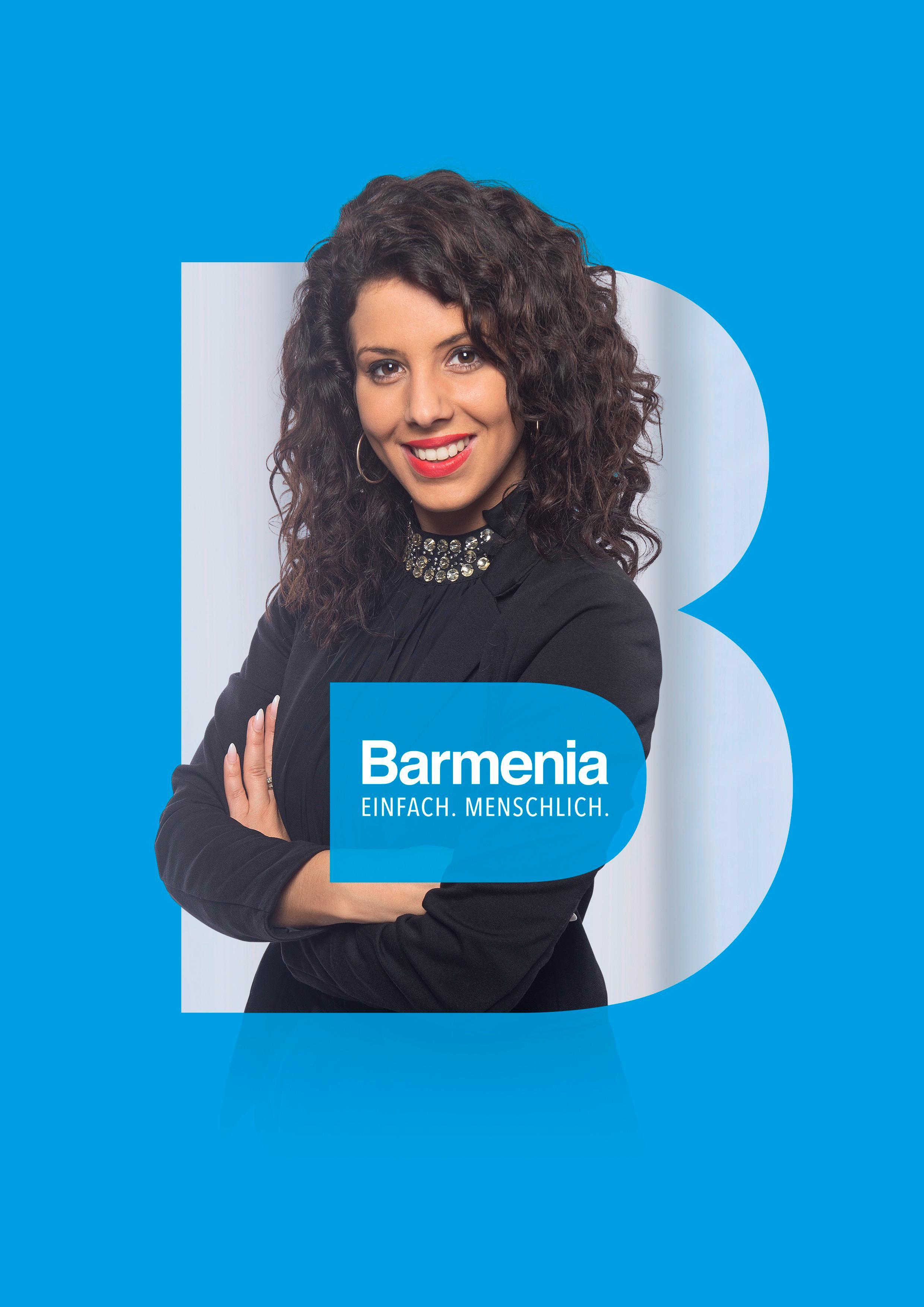 Veronica Picadaci. Ihre Ansprechpartnerin für die Barmenia Versicherung in Oberhausen.