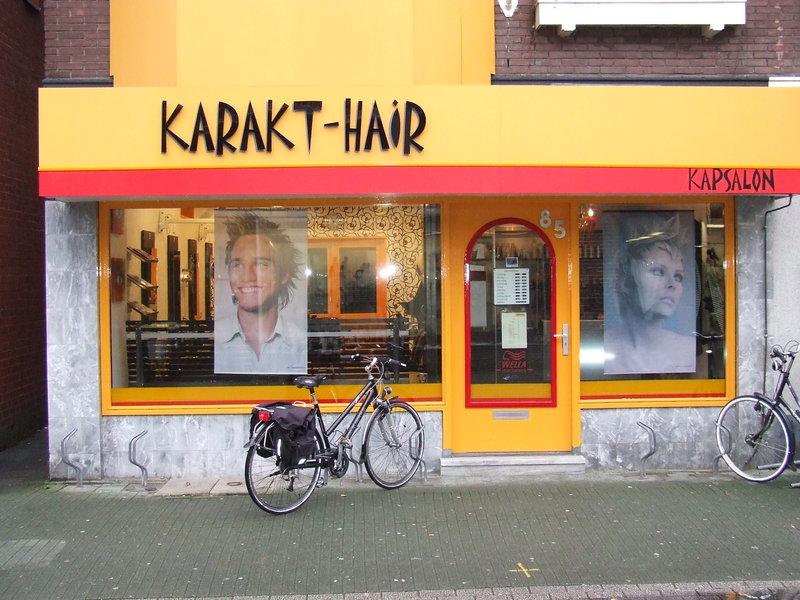 Karakt-Hair Kapsalon