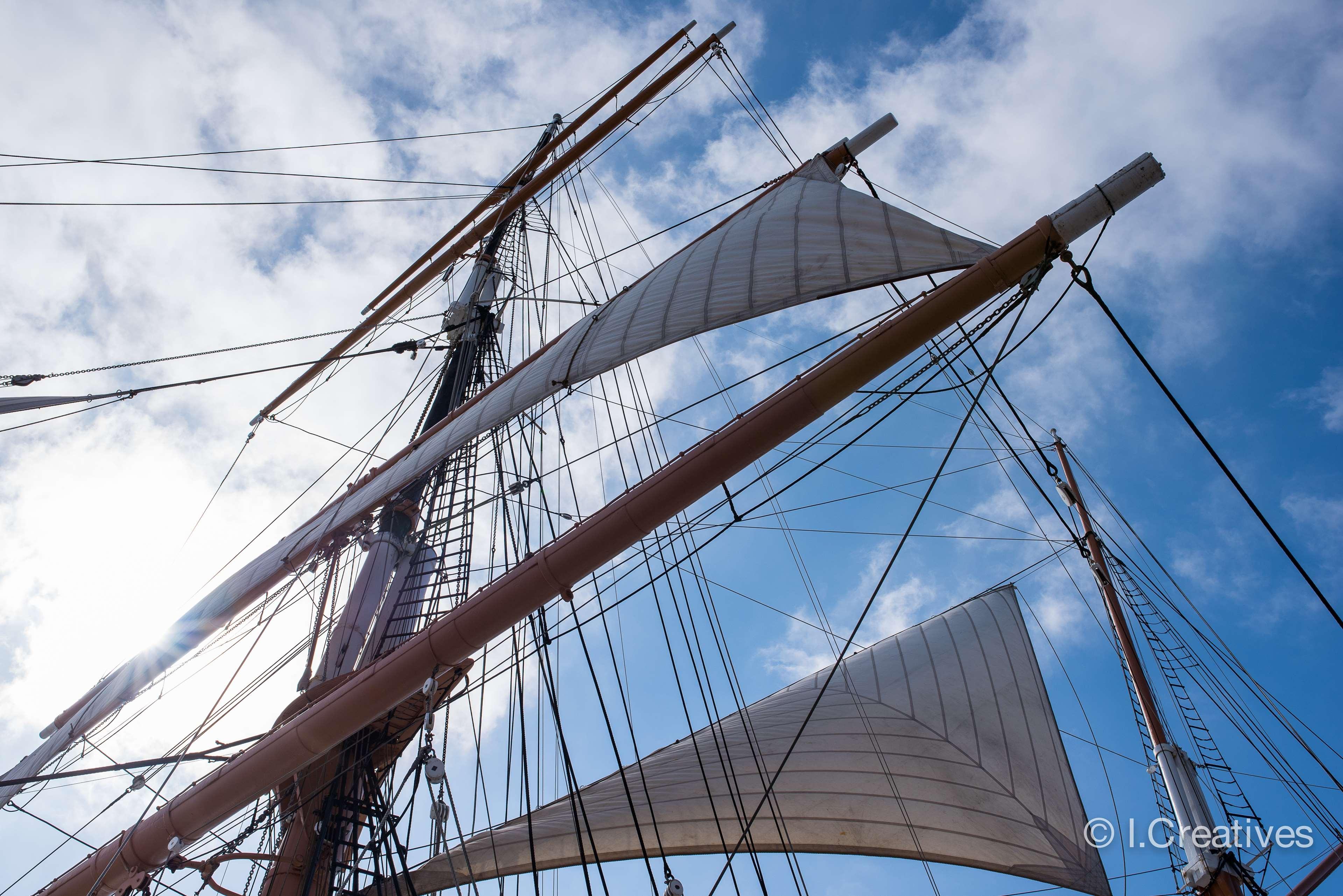 Historic Star of India Ship