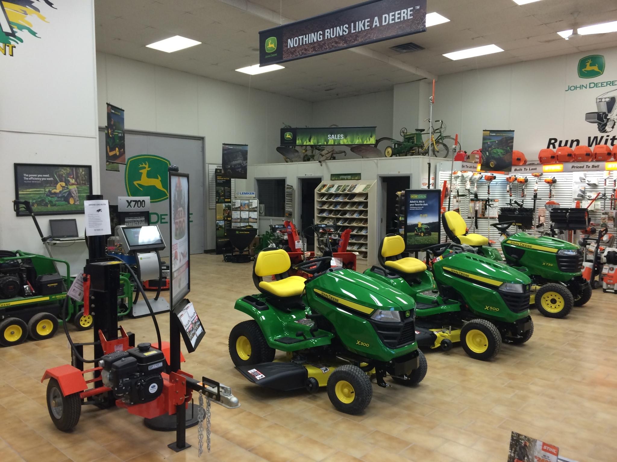 Green Tractors Port Perry