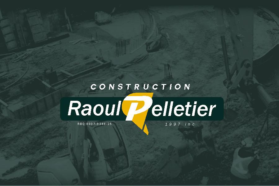 Construction Raoul Pelletier à Lévis