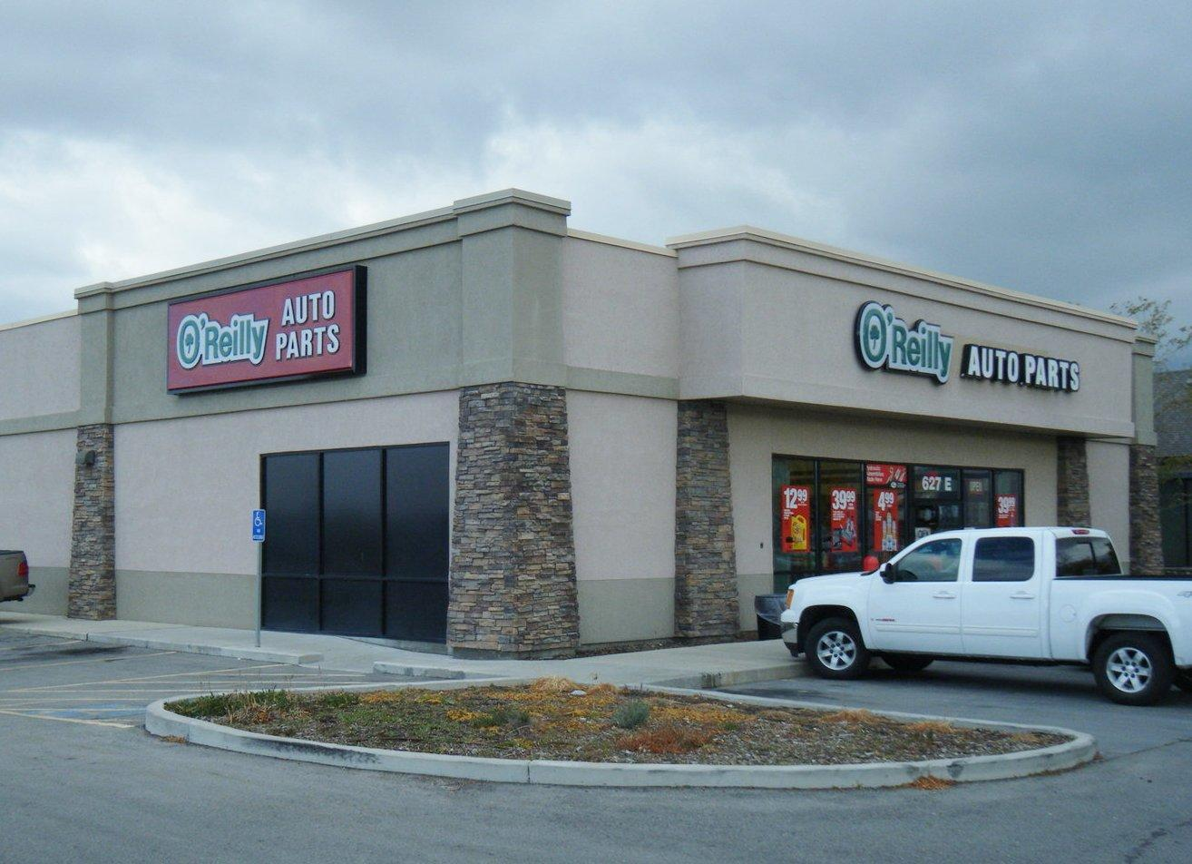O Reilly Auto Parts Draper Utah Ut Localdatabase Com