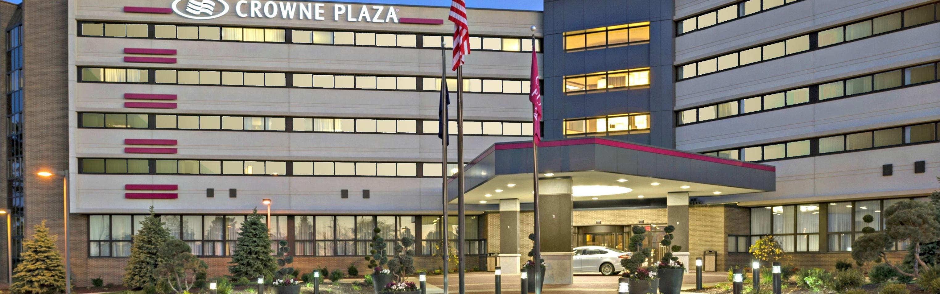 Crowne Plaza Lansing West Lansing Michigan Mi