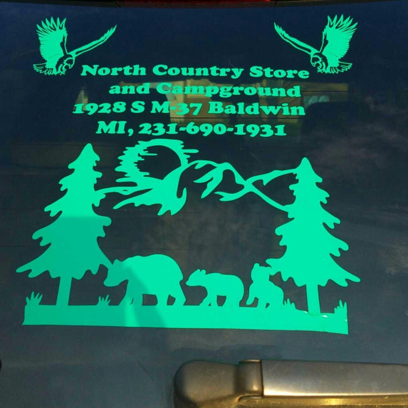 North Country store and Campground