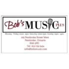 Bob's Music Plus