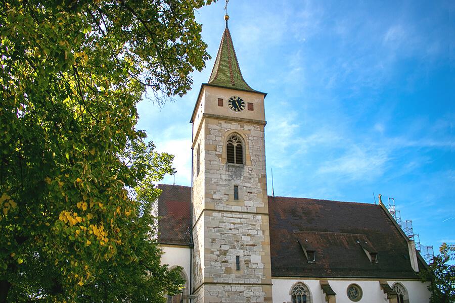 Michaelskirche Eltingen - Evangelische Kirchengemeinde Leonberg-Eltingen