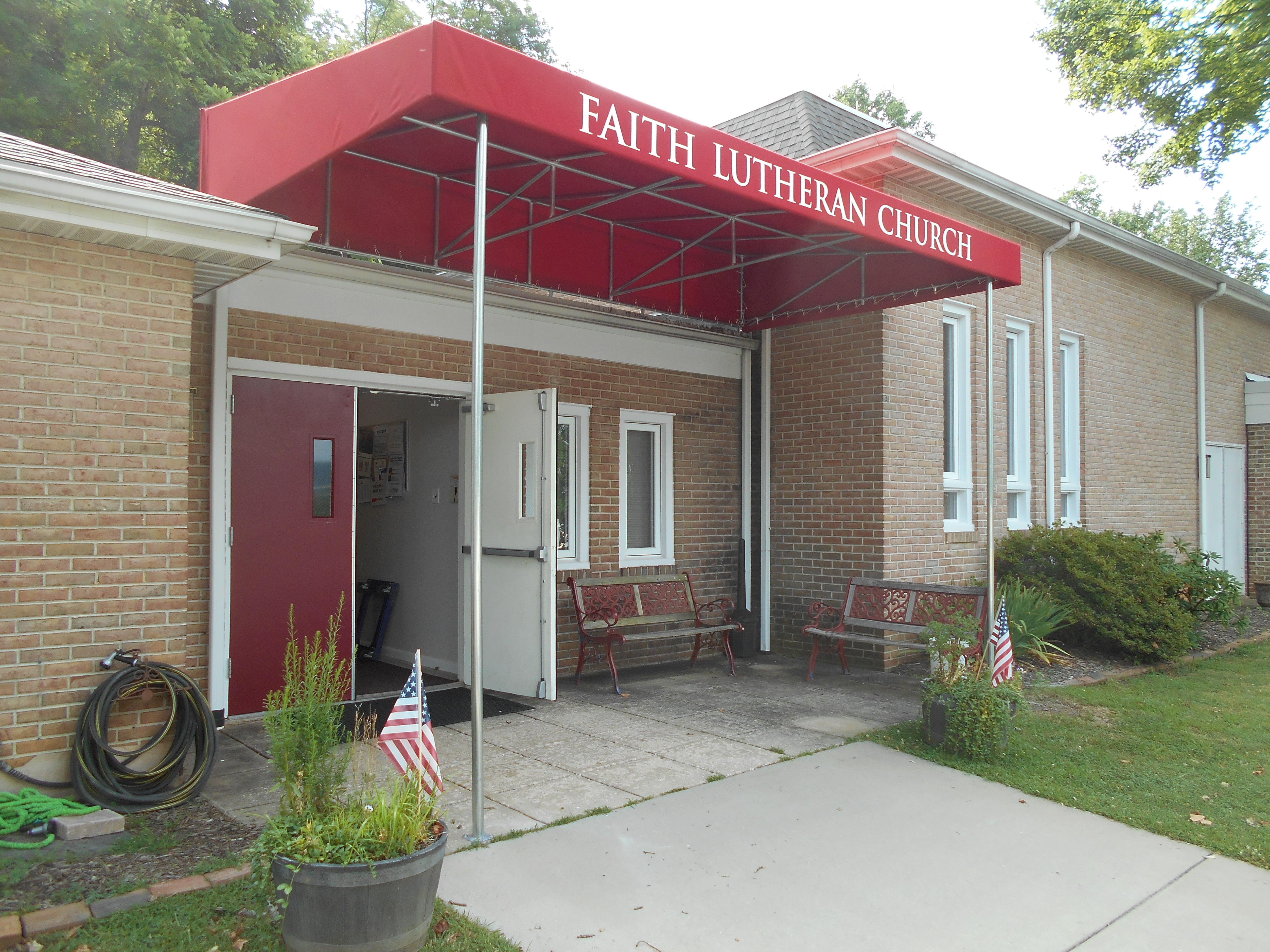 Church Awning Baltimore-A. Hoffman Awning in Baltimore     410-685-5687