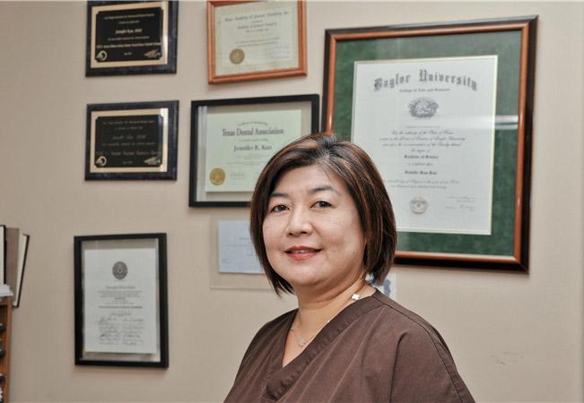 Fountains Family Dental Dr Jennifer Kan Dds Stafford