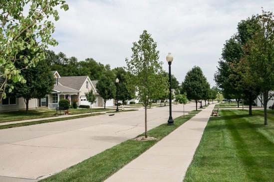 The Villas at Vintage Oaks - St. Joseph, MO -