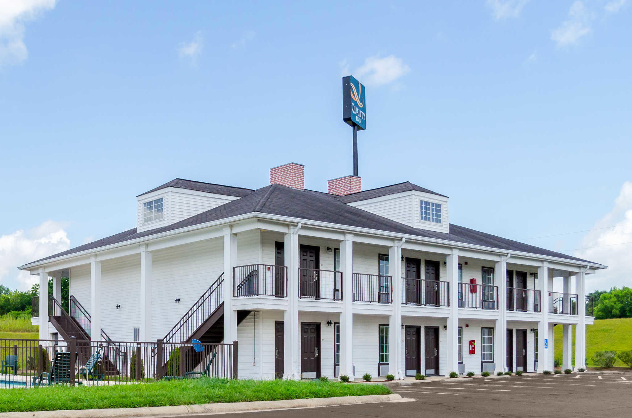 Vicksburg Ms Hotels Battlefield Inn