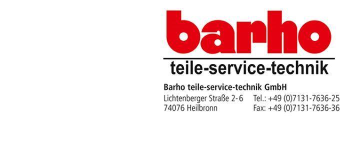 barho Teile-Service-Technik GmbH
