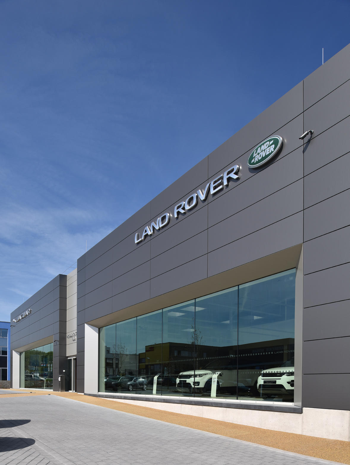 Land Rover Luxembourg Sud