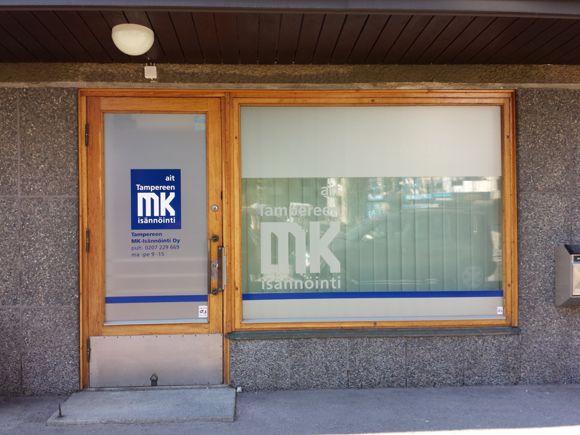 Tampereen MK-Isännöinti Oy