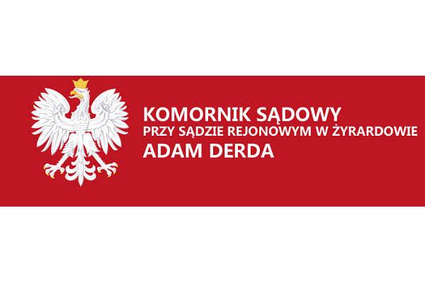 Komornik Sądowy przy Sądzie Rejonowym w Żyrardowie Adam Derda