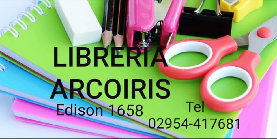 LIBRERIA ESCOLAR ARCOIRIS