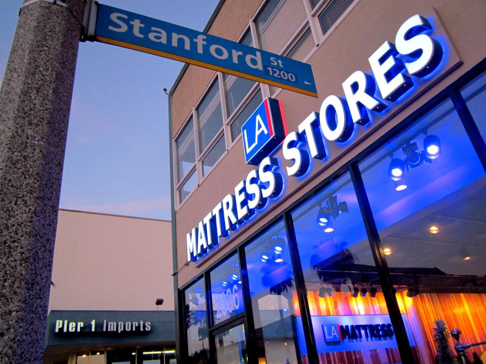 Los Angeles Mattress Stores Santa Monica California Ca