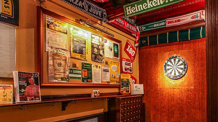Mr. Pickwick Pub Bern