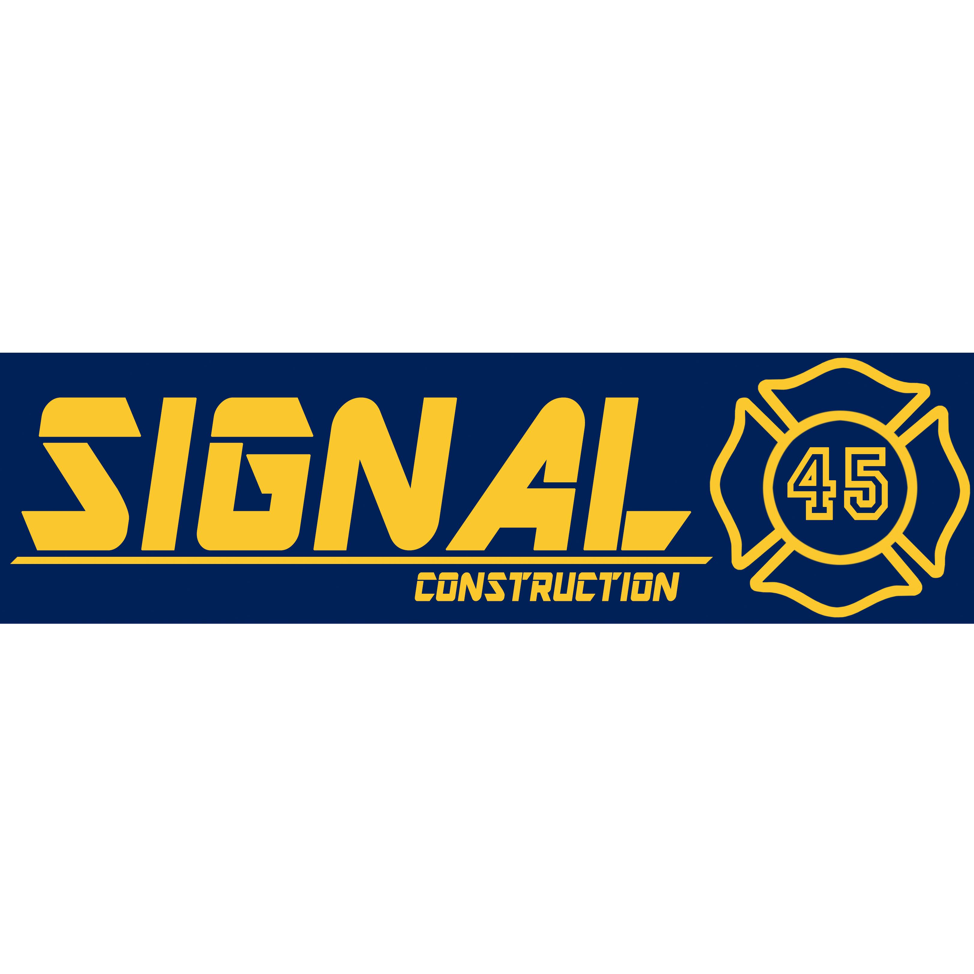Signal 45 Construction