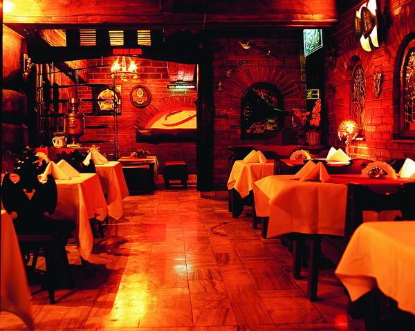 Restauracja Bohema