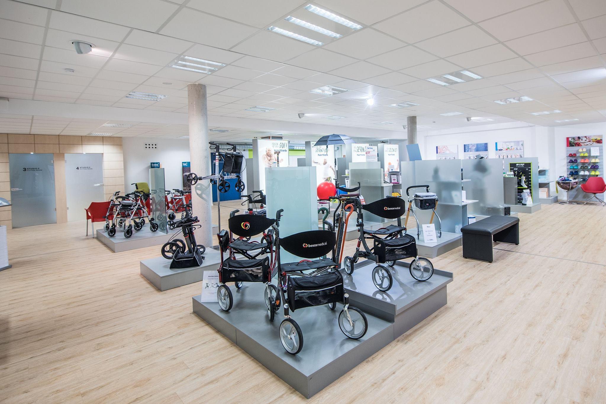 Hartlieb Orthopädie- & Reha-Technik-Fachzentrum Neckar-Fils