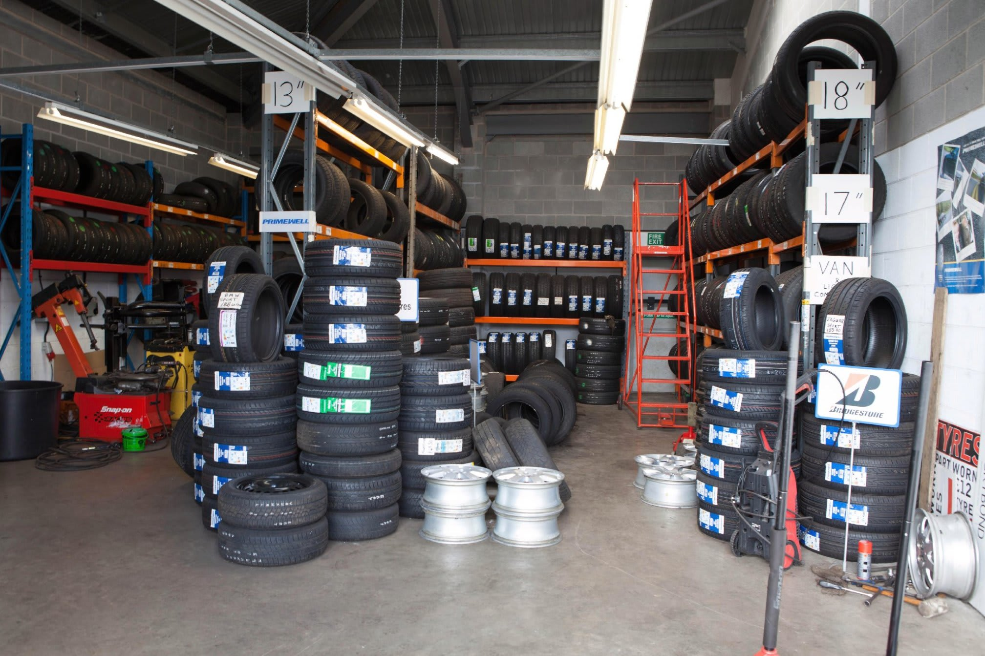 Sutton Road Tyres